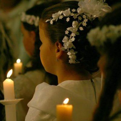 Radość w sercu – piosenka na komunię św.