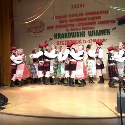 Na ludowo – Muzyka i tańce… Krakowski Wianek