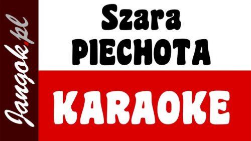 Szara Piechota KARAOKE