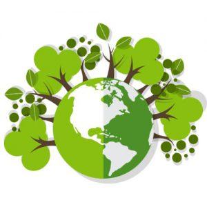 Ziemia wyspa zielona podkład piosenka o ekologii