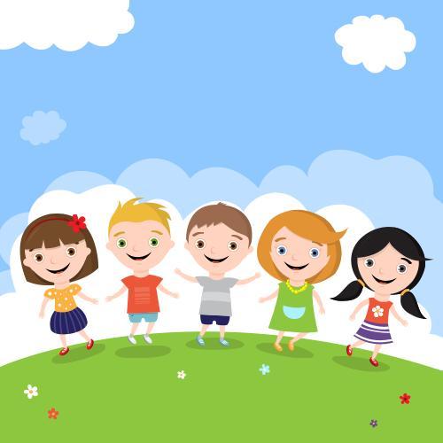 Podajmy sobie ręce - piosenka dla dzieci - Jangok - Podkłady