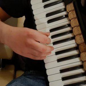 Wehikuł czasu na akordeonie - Jangok - nauka gry
