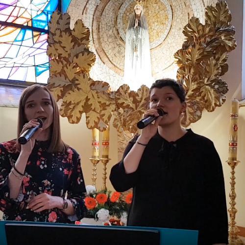Joanna i Justyna - Oprawa muzyczna ślubów - podkłady na fortepianie Jangok