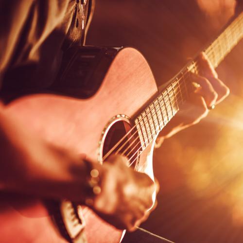 Krajka - podkład muzyczny - A ja mam swą gitarę - Jangok