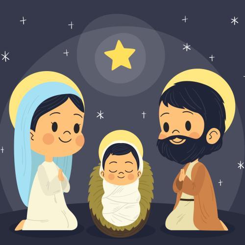Kolęda dla Jezusa - podkład - Jangok - wesołe pastorałki