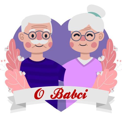 O Babci - piosenka na Dzień Babci - podkład - Jangok