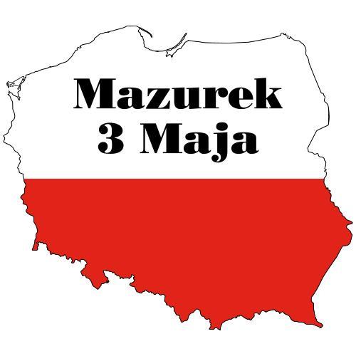 Mazurek 3 maja - podkład muzyczny - Jangok
